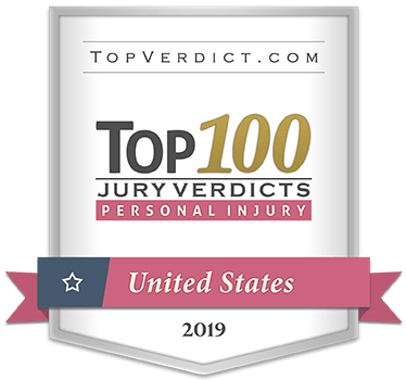 Top 100 Personal Injury - United States